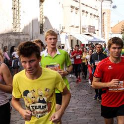 11th Danske Bank Vilnius Marathon - Žygimantas Lukša (30173), Gintaras Kybartas (30242), Indrė Šareikaitė (30930)