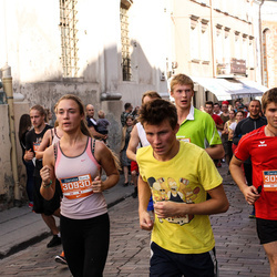 11th Danske Bank Vilnius Marathon - Gintaras Kybartas (30242), Indrė Šareikaitė (30930)
