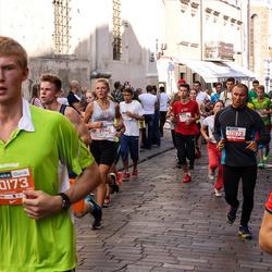 11th Danske Bank Vilnius Marathon - Vytautas Saunoris (12673), Migle Cernyte (21140)