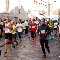 11th Danske Bank Vilnius Marathon - Vytautas Saunoris (12673), Arnas Volcokas (20691), Migle Cernyte (21140)