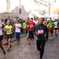11th Danske Bank Vilnius Marathon - Alfreda Graželiene (11331), Vytautas Saunoris (12673), Migle Cernyte (21140)