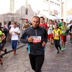 11th Danske Bank Vilnius Marathon - Alfreda Graželiene (11331), Divonis Piliciauskas (11703), Vytautas Saunoris (12673), Tomas Kmieliauskas (20433)