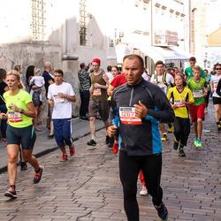 11th Danske Bank Vilnius Marathon - Alfreda Graželiene (11331), Vytautas Saunoris (12673)