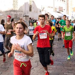 11th Danske Bank Vilnius Marathon - Tomas Kmieliauskas (20433), Lukas Akunis (20434), Arnas Volcokas (20691)