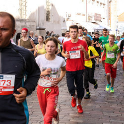 11th Danske Bank Vilnius Marathon - Tomas Kmieliauskas (20433), Lukas Akunis (20434), Arnas Volcokas (20691), Dovile Misevic (20857)