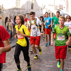 11th Danske Bank Vilnius Marathon - Divonis Piliciauskas (11703), Lukas Akunis (20434)