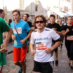 11th Danske Bank Vilnius Marathon - Paulius Šimkus (11791), Rosvaldas Sidinevskis (20567), Jolanta Ūsaitė (31605)