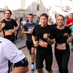 11th Danske Bank Vilnius Marathon - Rimantas Balčius (31604), Jolanta Ūsaitė (31605), Simonas Obcarskas (31843)