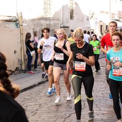 11th Danske Bank Vilnius Marathon - Zivile Ciutiene (12746), Gabriele Bagdonaite (20490)