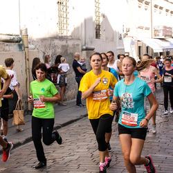 11th Danske Bank Vilnius Marathon - Irma Arlauskiene (10069), Ana Tretjakova (11659), Jonas Sadauskas (21453), Kotryna Rasiukevičiūtė (31045)