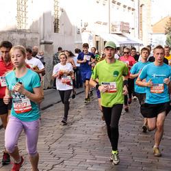 11th Danske Bank Vilnius Marathon - Irena Stulpiniene (11145), Lukas Sabaliauskas (31009)