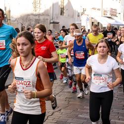 11th Danske Bank Vilnius Marathon - Romualdas Limantas (2030), Valdas Bartaška (10276), Urte Juškenaite (20402), Aiste Uždavinyte (20543)