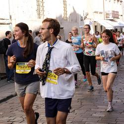 11th Danske Bank Vilnius Marathon - Živile Miežyte (75211), Julius Vaicenavicius (75214)