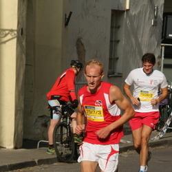 11th Danske Bank Vilnius Marathon - Andrius Vaicenavicius (75082), Evaldas Gustaitis (75173)