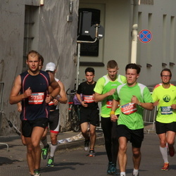11th Danske Bank Vilnius Marathon - Vytautas Jazepcikas (19), Nerijus Baliutis (3504), Tomas Vilkauskas (3756)