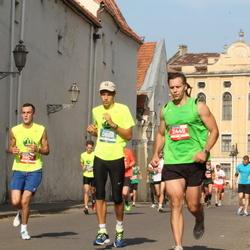 11th Danske Bank Vilnius Marathon - Tomas Lapienis (888), Žygimantas Lakavicius (2449)