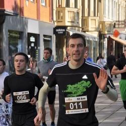 Run for Kaunas - Donatas Martišauskas (11), Audrius Packevicius (66)