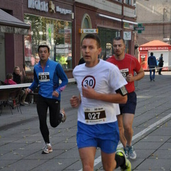 Run for Kaunas - Tomas Pikturna (27), Gintas Daniusevicius (313)