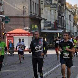 Run for Kaunas - Irmantas Kniukšta (75), Danielius Uždavinys (76)