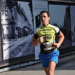 Run for Kaunas - Gerardas Nadieždinas (73)