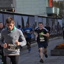 Run for Kaunas - Irmantas Kniukšta (75), Vytautas Bereiša (292)