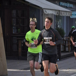 Run for Kaunas - Almantas Dapkevicius (181), Imantas Masiulis (234)