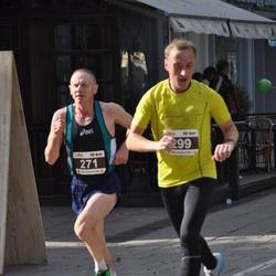 Run for Kaunas - Igoris Cernikovas (271), Audrunas Matonis (299)