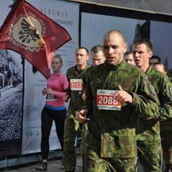 Run for Kaunas - Egidijus Vasilevicius (2088), Simonas Krepšta (2103)