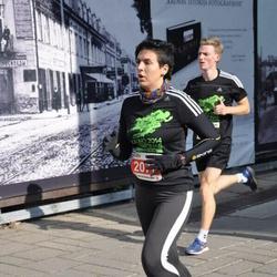 Run for Kaunas - Jolanta Gribauskaite (2077)