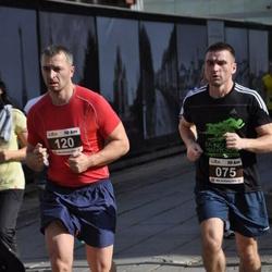 Run for Kaunas - Irmantas Kniukšta (75), Rytis Ulevicius (120)