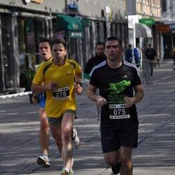 Run for Kaunas - Irmantas Kniukšta (75), Algirdas Striuka (278)