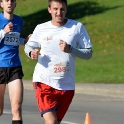 """Vilnius 10 km run, """"Run with Živilė Balčiūnaitė"""". - Aivaras Čekanavičius (298)"""