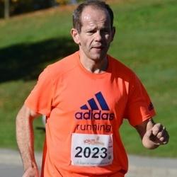 """Vilnius 10 km run, """"Run with Živilė Balčiūnaitė"""". - Edvard Junda (2023)"""