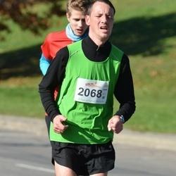 """Vilnius 10 km run, """"Run with Živilė Balčiūnaitė"""". - Andrius Jagminas (2068)"""
