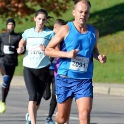 """Vilnius 10 km run, """"Run with Živilė Balčiūnaitė"""". - Marko Seppae (2091)"""