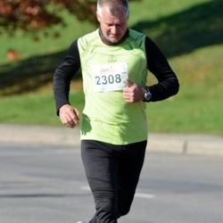 """Vilnius 10 km run, """"Run with Živilė Balčiūnaitė"""". - Valerijus Semionovas (2308)"""