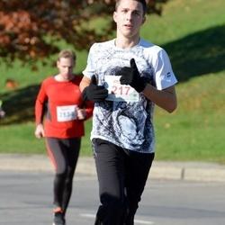 """Vilnius 10 km run, """"Run with Živilė Balčiūnaitė"""". - Aurimas Šarva (217)"""