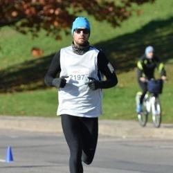 """Vilnius 10 km run, """"Run with Živilė Balčiūnaitė"""". - Artūras Samas (2197)"""