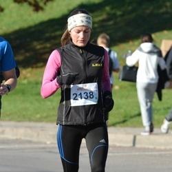 """Vilnius 10 km run, """"Run with Živilė Balčiūnaitė"""". - Austėja Miežytė (2138)"""