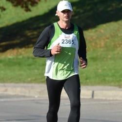 """Vilnius 10 km run, """"Run with Živilė Balčiūnaitė"""". - Rolandas Smergelis (2365)"""