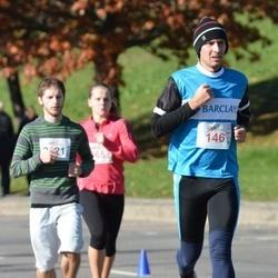 """Vilnius 10 km run, """"Run with Živilė Balčiūnaitė"""". - Dalius Lapėnas (146)"""