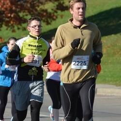 """Vilnius 10 km run, """"Run with Živilė Balčiūnaitė"""". - Ignas Valancius (2225)"""