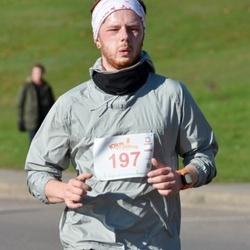 """Vilnius 10 km run, """"Run with Živilė Balčiūnaitė"""". - Edvinas Kuprys (197)"""