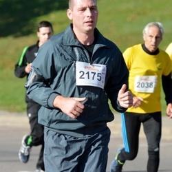 """Vilnius 10 km run, """"Run with Živilė Balčiūnaitė"""". - Anatolijus Bogomolnikovas (2175)"""