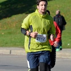 """Vilnius 10 km run, """"Run with Živilė Balčiūnaitė"""". - Rimantas Tamošiūnas (2112)"""