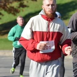 """Vilnius 10 km run, """"Run with Živilė Balčiūnaitė"""". - Ruta Stonkute (201)"""