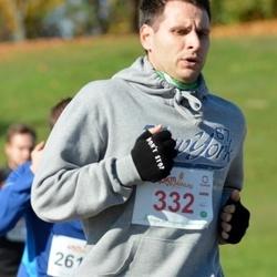 """Vilnius 10 km run, """"Run with Živilė Balčiūnaitė"""". - Evaldas Stambrauskas (332)"""