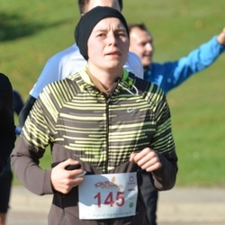 """Vilnius 10 km run, """"Run with Živilė Balčiūnaitė"""". - Aistė Padlipskaitė (145)"""