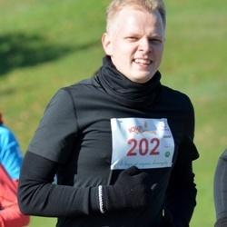 """Vilnius 10 km run, """"Run with Živilė Balčiūnaitė"""". - Dalius Dobravolskas (202)"""