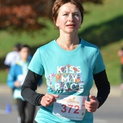 """Vilnius 10 km run, """"Run with Živilė Balčiūnaitė"""". - Jelena Boroško (372)"""